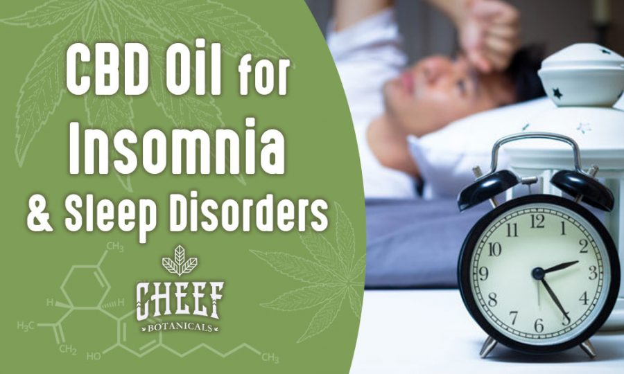 CBD For Insomnia & Sleep Disorders [REVEALED]