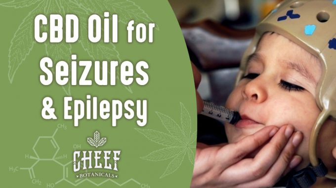 Using CBD Oil For Seizures And Epilepsy – [TESTED & APPROVED]