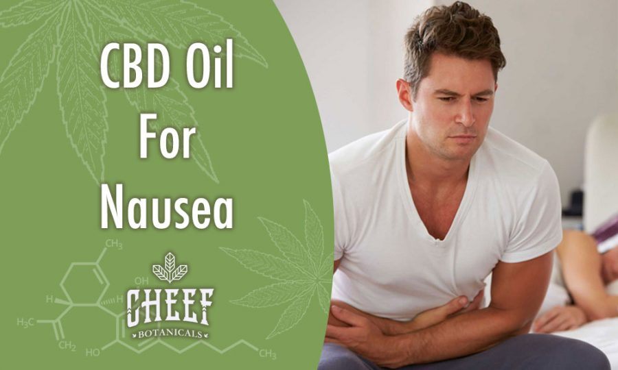 CBD Oil For Nausea Medication Cheef