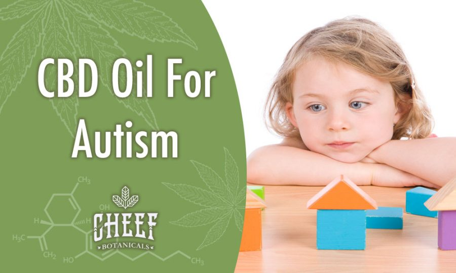 CBD Oil For Autism Kid Spectrum