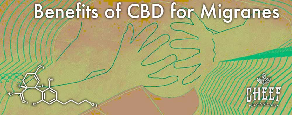 CBD for migraines and Headaches