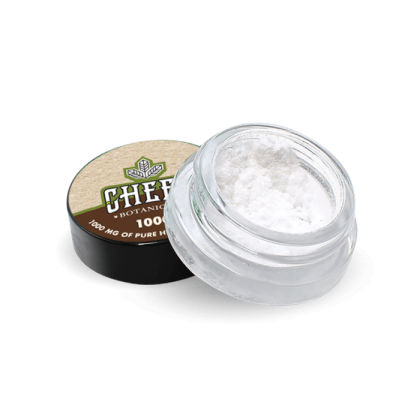 cheef botanicals CBD isolate 1 gram