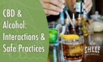 CBD And Alcohol Interactions Safe Practices Header