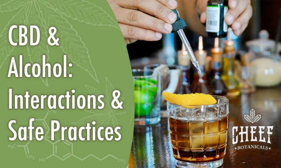 CBD & Alcohol: Interactions & Safe Practices
