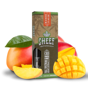 Cheef Botanicals CBD Vape Mango