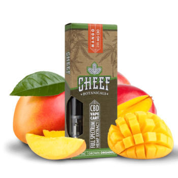 CBD Vape Cartridges Mango