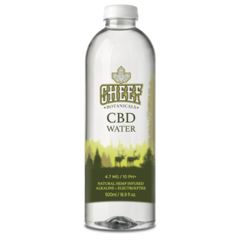 Full Spectrum CBD Water – 6 Pack – 16.9 Fl. Oz. Bottles