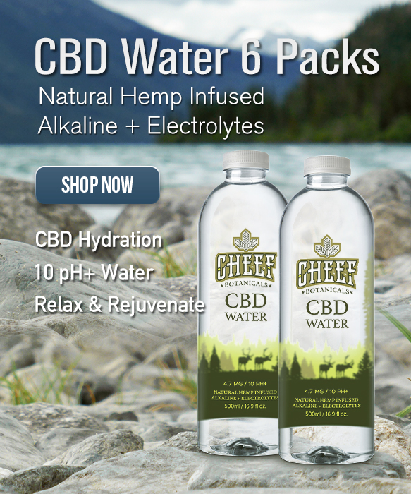 Organic & Natural CBD Products | Cheef Botanicals