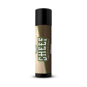 cheef botanicals CBD chapstick lip balm vertical