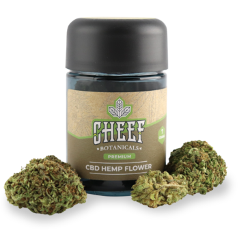 CBD Hemp Flower – Lifter