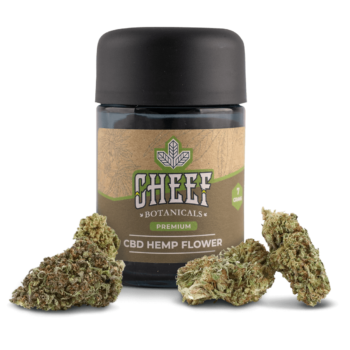 CBD Hemp Flower – Purple Gas