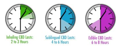 how long will CBD stay in your system