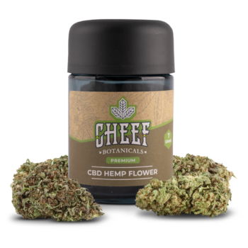 CBD Hemp Flower – Sour Diesel