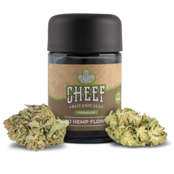 CBD Hemp Flower – Bubba Kush