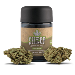 Cheef Botanicals CBD Hemp Flower Grape Soda