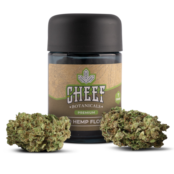 Cheef Botanicals Silver Surfer CBD