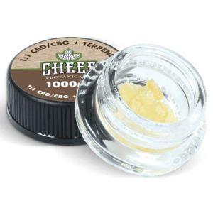 Cheef Botanicals CBD/ CBG Wax 1:1 + Terpenes