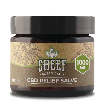 CBD Relief Salve 1000mg