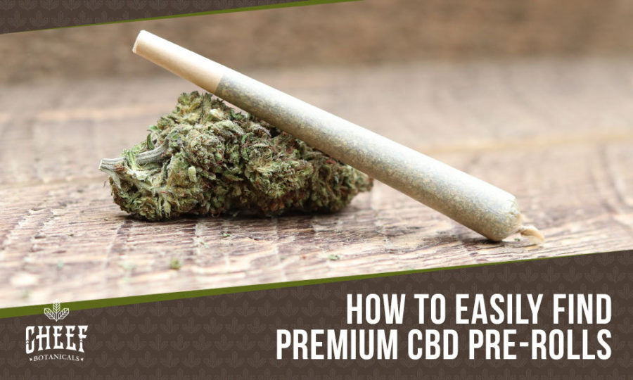 Find CBD Pre Rolls Near Me [The #1 Local Guide]