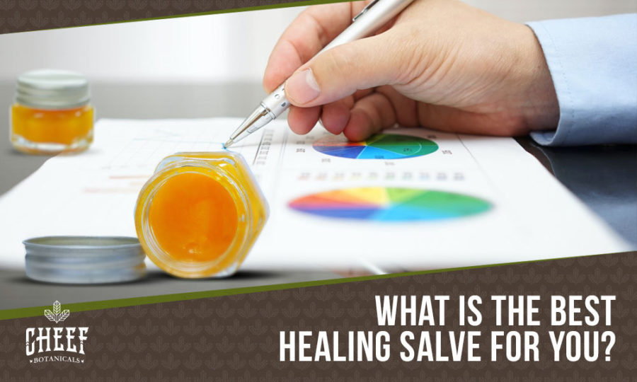 What Healing Salve Is Right For You? A Comparison Of The Top Brands