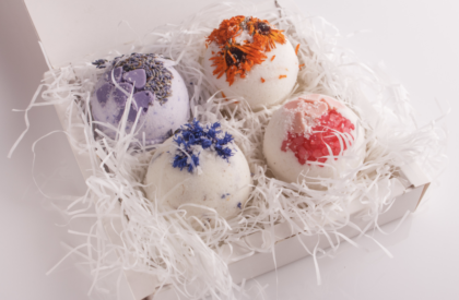 bath bomb assorted gift set