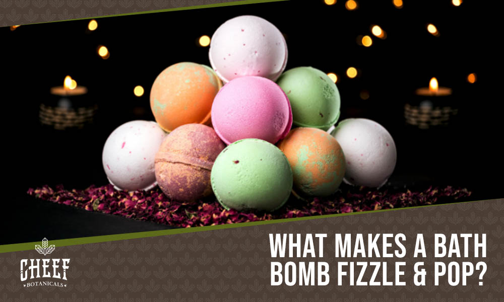 what makes a bath bomb fizz featured image