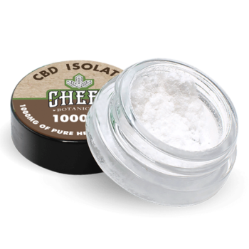 cheef botanicals 1000mg cbd isolate
