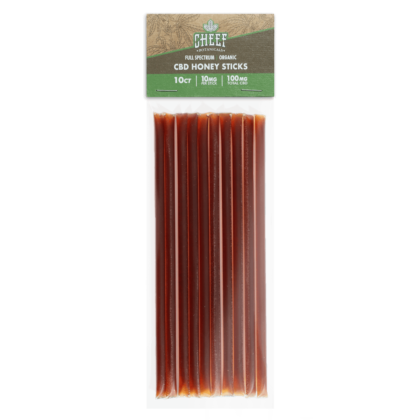 full spectrum CBD honey stick 10 pack