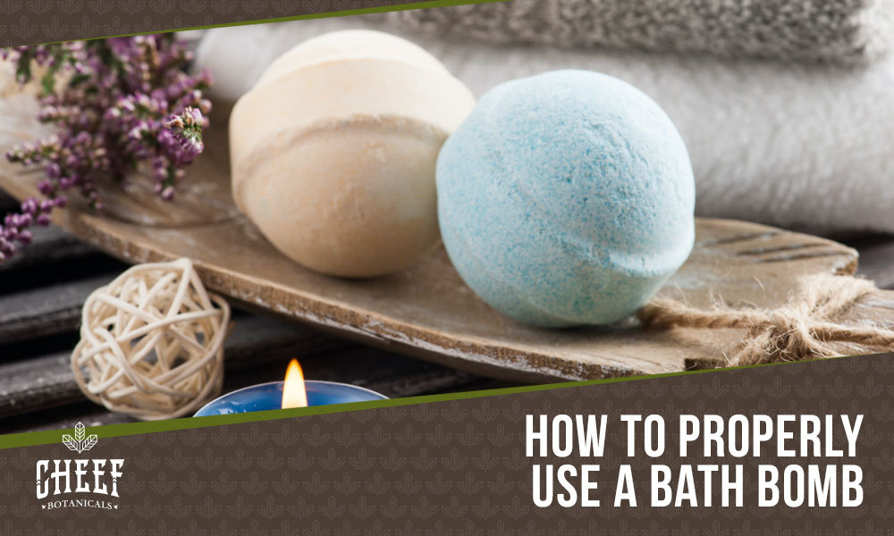 how to use a bath bomb featured blog image