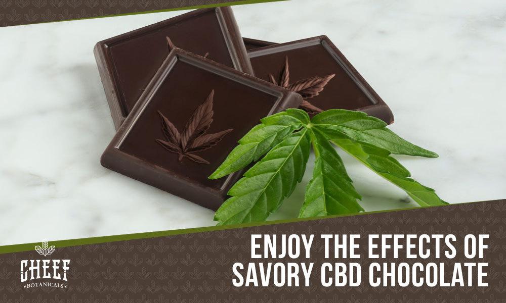 cbd chocolate featured image