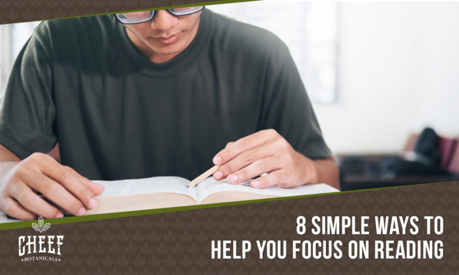 How To Focus On Reading Featured Blog Image
