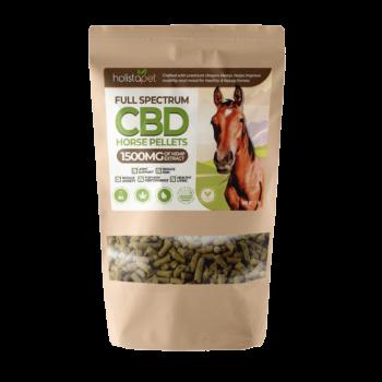 CBD Pellets For Horses | Hemp Pellets For Horses – HolistaPet
