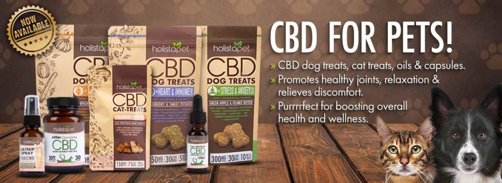 Cheef Botanicals CBD For Pets Page Banner