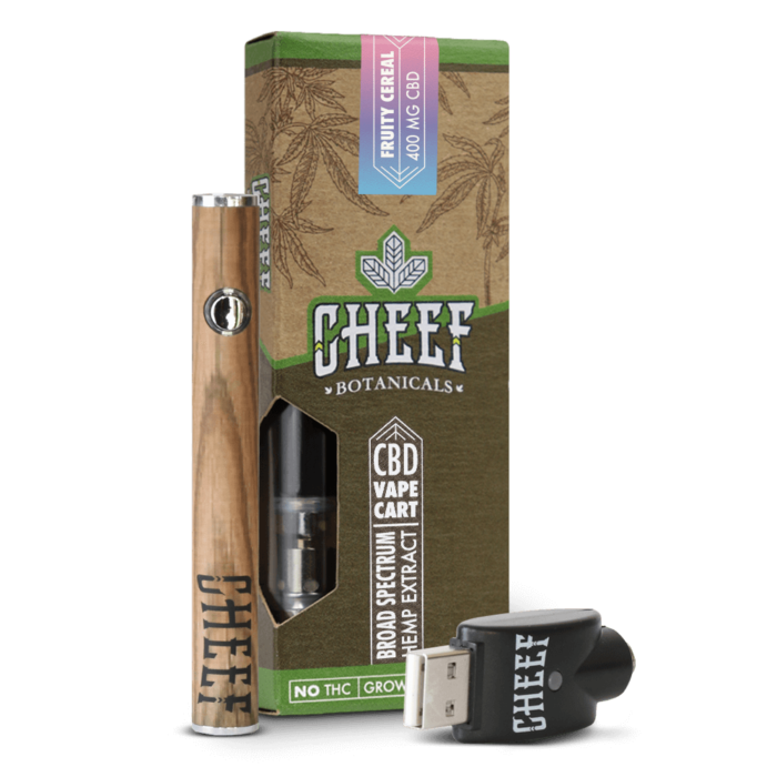 CBD Vape Cartridge Bundle Fruity Cereal