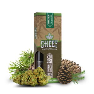 Cheef Botanicals CBD Vape Cart Gorilla Glue 200mg
