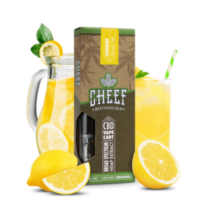 CBD Vape Cart Lemonade