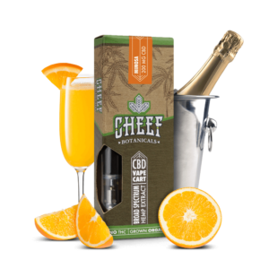 CBD Vape Cart Orange Mimosa