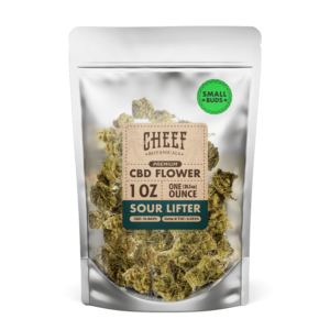 Sour Lifter Small Buds 1 oz - Cheef Botanicals