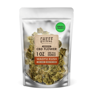 Wagyu Kush Small Buds 1 oz - Cheef Botanicals