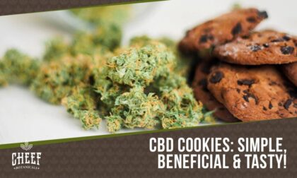 CBD Cookies Recipe