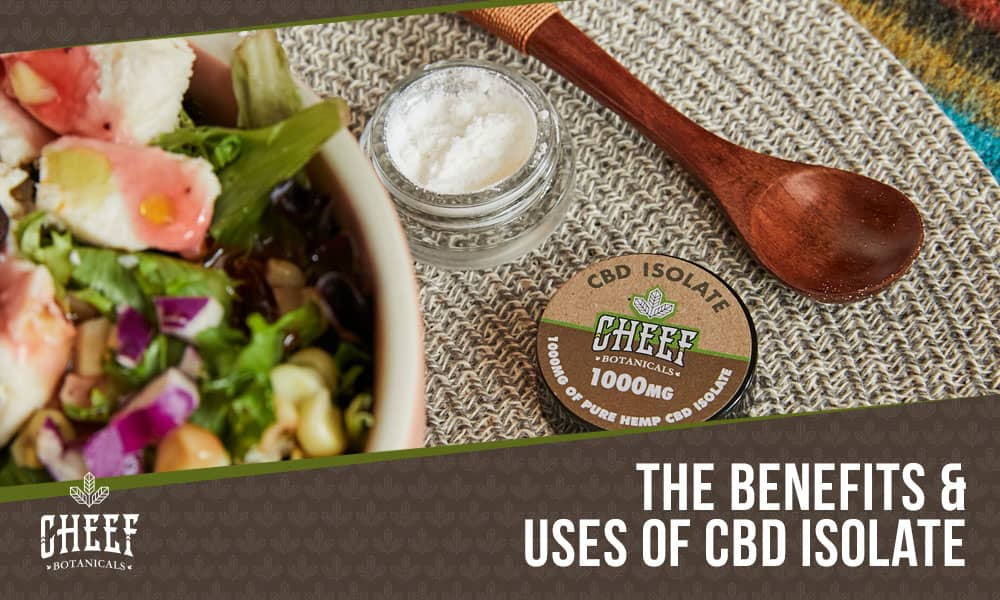 how to use cbd isolate featured blog image