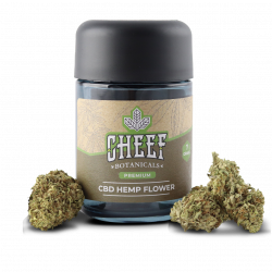 Cheef Botanicals CBG Hemp Flower